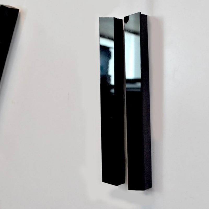 3d real big wall clock rushed mirror sticker diy living room decor free shipping fashion watches 16 new arrival Quartz clocks 13