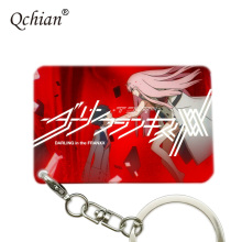 Darling In The Franxx Keychain – Gray