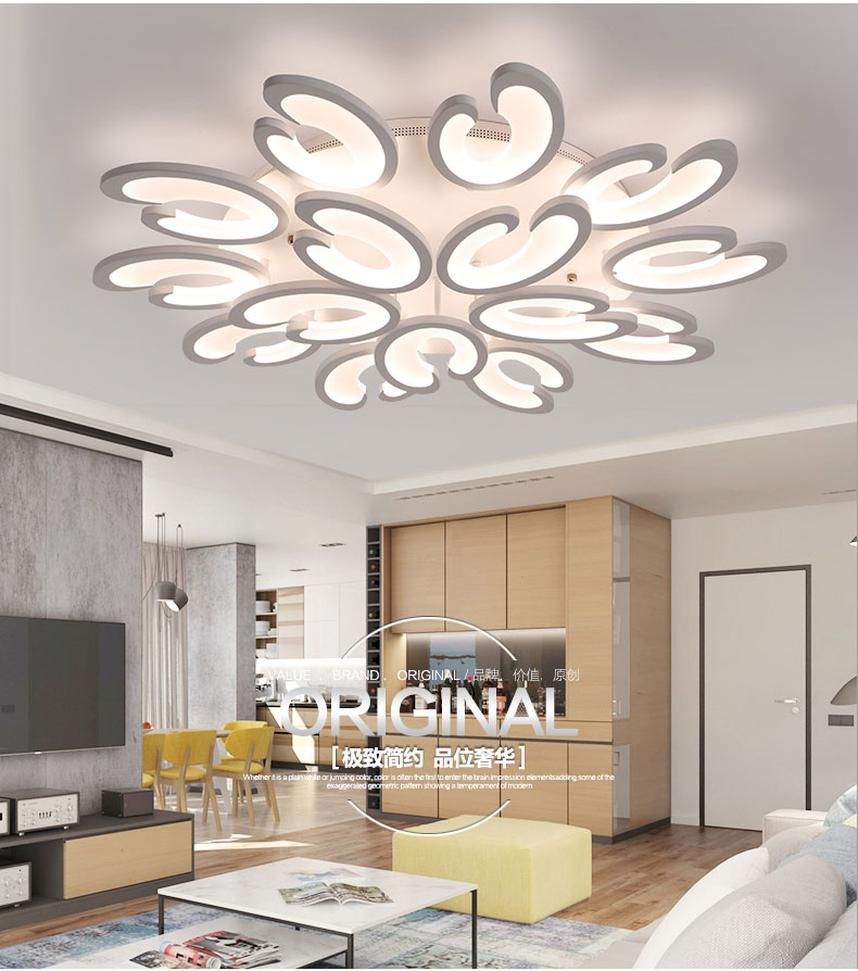 Have An Inquiring Mind Led Ceiling Light Modern Lamp Panel Living Room Round Lighting Fixture Bedroom Kitchen Hall Surface Mount Flush Remote Control Ceiling Lights & Fans Back To Search Resultslights & Lighting