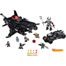 Legoing Marvel Avengers Spaceship Attack Building Blocks Toy
