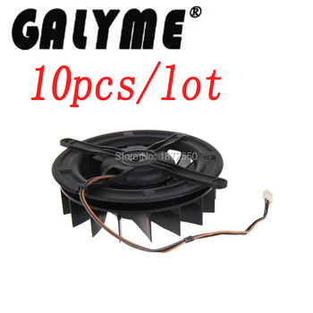 10pcs/lot Brand New Internal CPU Cooling Fan KSB0812HE Replacement for Sony PlayStation 3 Slim for PS3 4000 Game Console