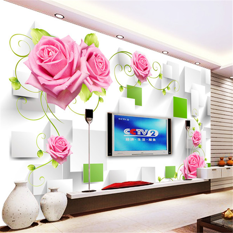 Home Improvement 3d Wallpaper Custom Size Photo Wallpaper Undersea World Dolphin Picture Livingroom Sofa Tv Backdrop Mural Wall Paper For Wall 3d Long Performance Life