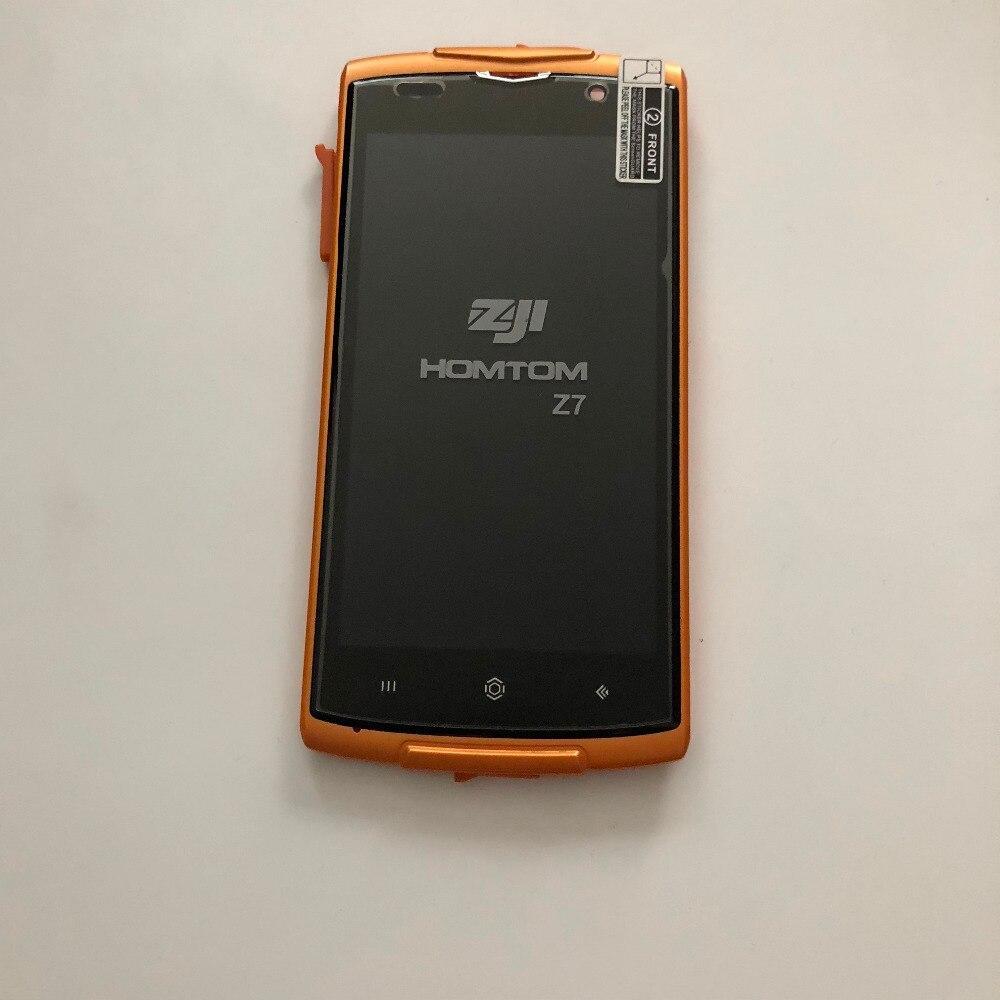 Utiliza la pantalla LCD + pantalla táctil + marco para HOMTOM ZOJI ...