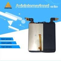 Axisinternational LCD Screen Display Touch Panel Digitizer For Innos D9 D9 Highscreen Boost DNS S4502 S4502M