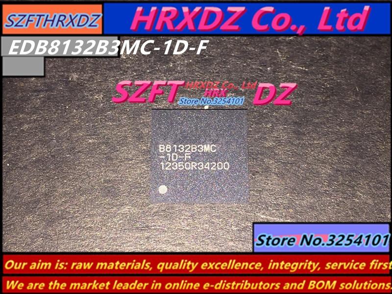 SZFTHRXDZ   2PCS / 5PCS / 10PCS 100% New original EDB8132B3MC-1D-F  BGA 8G  EDB8132B3MC 1D F утюг electrolux edb 6150