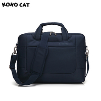 KOKOCAT Waterproof Crushproof 15 6 Inch Notebook Handbag Computer Laptop Bag For Men Women Briefcase Casual