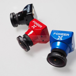 Image 4 - Original Product high quality Foxeer Arrow Mini/Standard Pro PAL FPV Camera Built in OSD Plastic Case