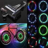 2016 hot sale 14 led cycling bicycle bike wheel signal tire spoke light for ciclismo 32.jpg 200x200