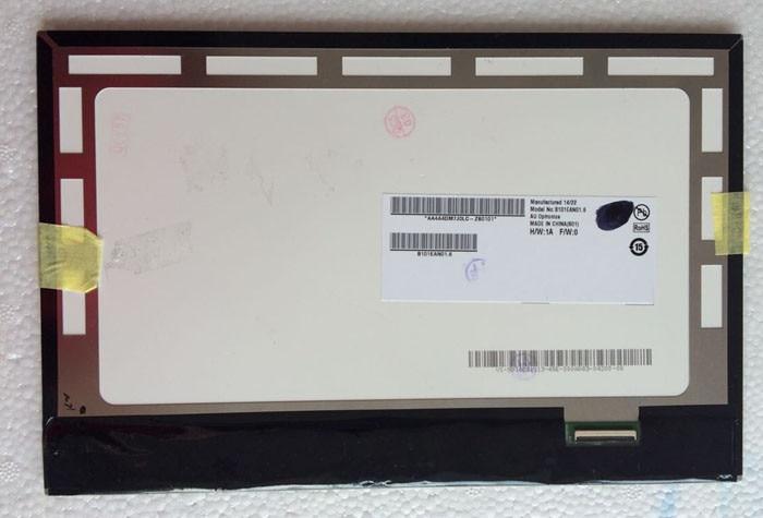 R&U test good high quality LCD Display Screen panel Monitor Repair Part B101EAN01.6 For ASUS MeMO Pad ME102 ME102A inner screen
