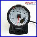 "2.5 ""60 MM DF Avance CR Gauge Meter Tacómetro RPM Medidores Cara Blanca 0-9000 RPM"