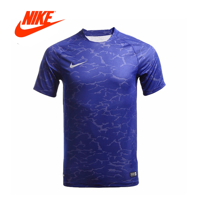 Original New Arrival Authentic NIKE Men's Soccer T-shirts short sleeve Sportswear цена