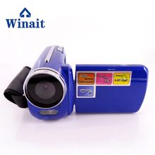 Free Ship Hot Selling Max 12MP 720P Cheapest Digital Video Camcorder 1.8''TFT Di