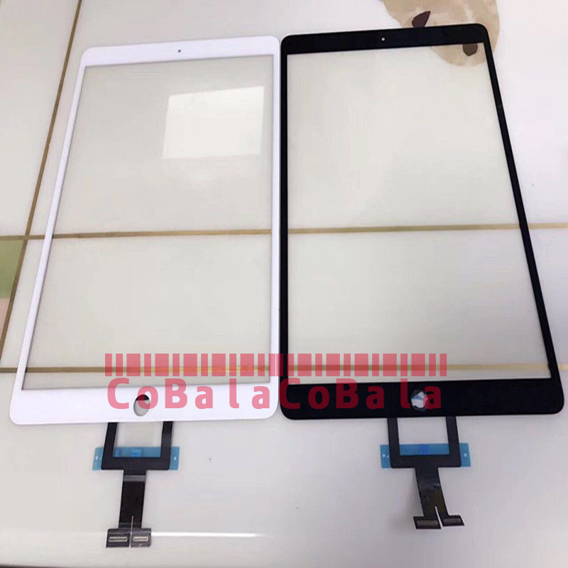 5Pcs For iPad Pro 10.5 (2017 Version) A1701 A1709 Touch Screen Digitizer Front Outer Panel Glass 1pcs for ipad pro 12 9 2015 version a1584 a1652 touch screen digitizer front outer panel glass tools