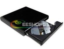 USB External 8X DL DVD RW 24X CD-RE Burner Drive Lightscribe for Lenovo Ideapad Yoga 11S 11 13 Touch Screen Ultrabook Black Case
