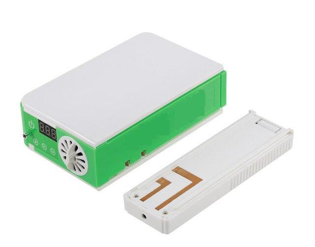 DC12V Li Battery Oxygen Concentrator Health Care Medical Car Use 110V 220V Mini Portable Oxygen Generator O2 Making Machine 6