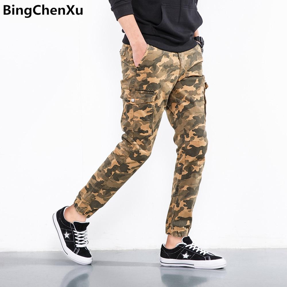 82a1ca61a1 Homme De 2018 marrón Hombres Bingchenxu Camuflaje Hombre Tactical Cargo  Llegadas verde Casuales Algodón Pantalon Nuevas Azul 885 Pantalones caqui  Militar ...