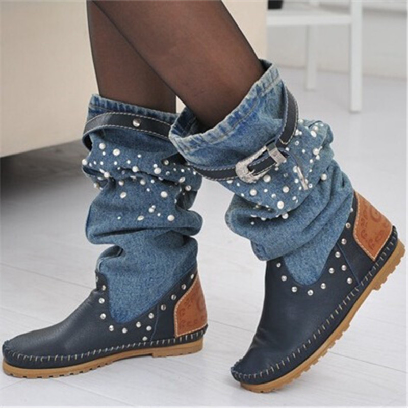 Mens Rhinestone Shoes
