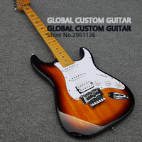 Floyd Rose High Quality Floyd Rose St Electric Guitar Five Pointed Star Is Embedded In The