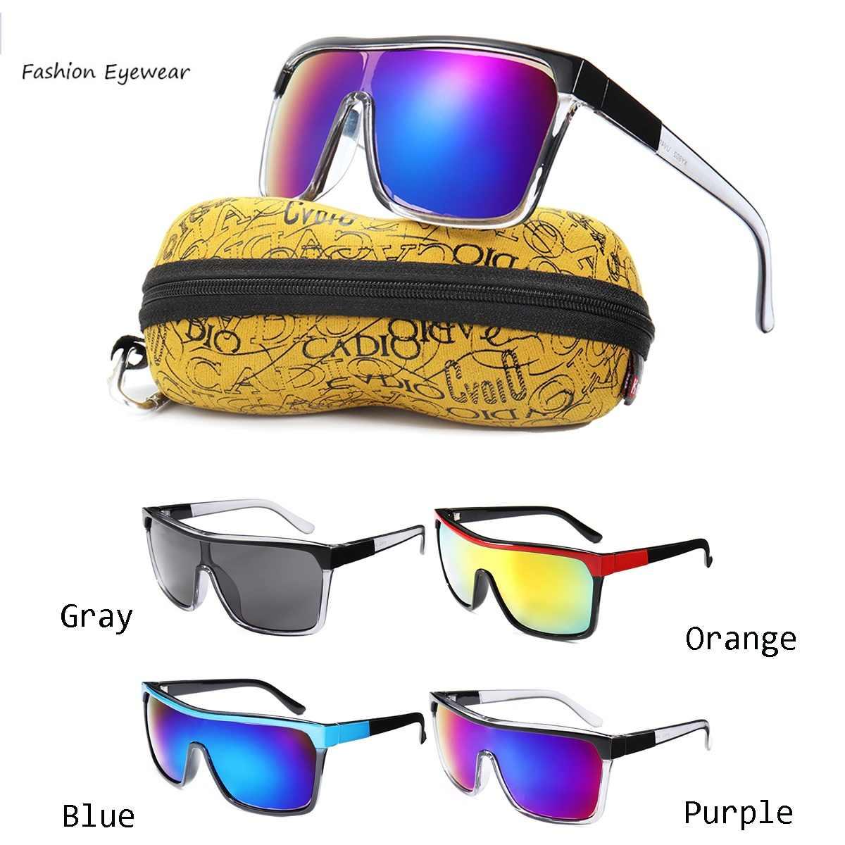 eb3cbd06dd3 Sport Polarized Sunglasses Men UV400 Sun Glasses Women Riding Protection Goggles  Driving Fishing Outdoor Cycling Glasses
