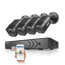 ANNKE 8CH HD TVI 1080P Lite CCTV font b Security b font System DVR and 4