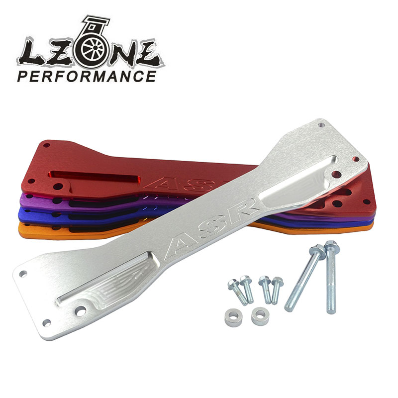 LZONE RACING NEW ASR REAR SUBFRAME BRACE FOR ACURA RSX