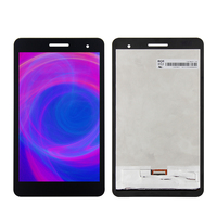 7 New For Huawei Honor Play Mediapad T1 701 T1 701U T1 701U LCD Display With Touch Screen Panel Digitizer