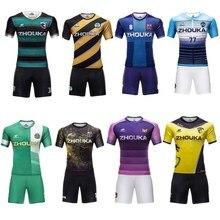 Full Sublimation Custom Team Football Uniform Soccer Jerseys Men Women Sports Suits Camiseta Futb Survetement 2018 2019