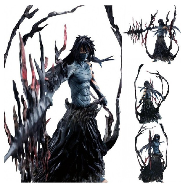 Cool 20cm Bleach Anime Kurosaki Ichigo Getsuga Tenshou PVC Action Figure Collection Model Toys cool 20cm bleach anime kurosaki ichigo getsuga tenshou pvc action figure collection model toy