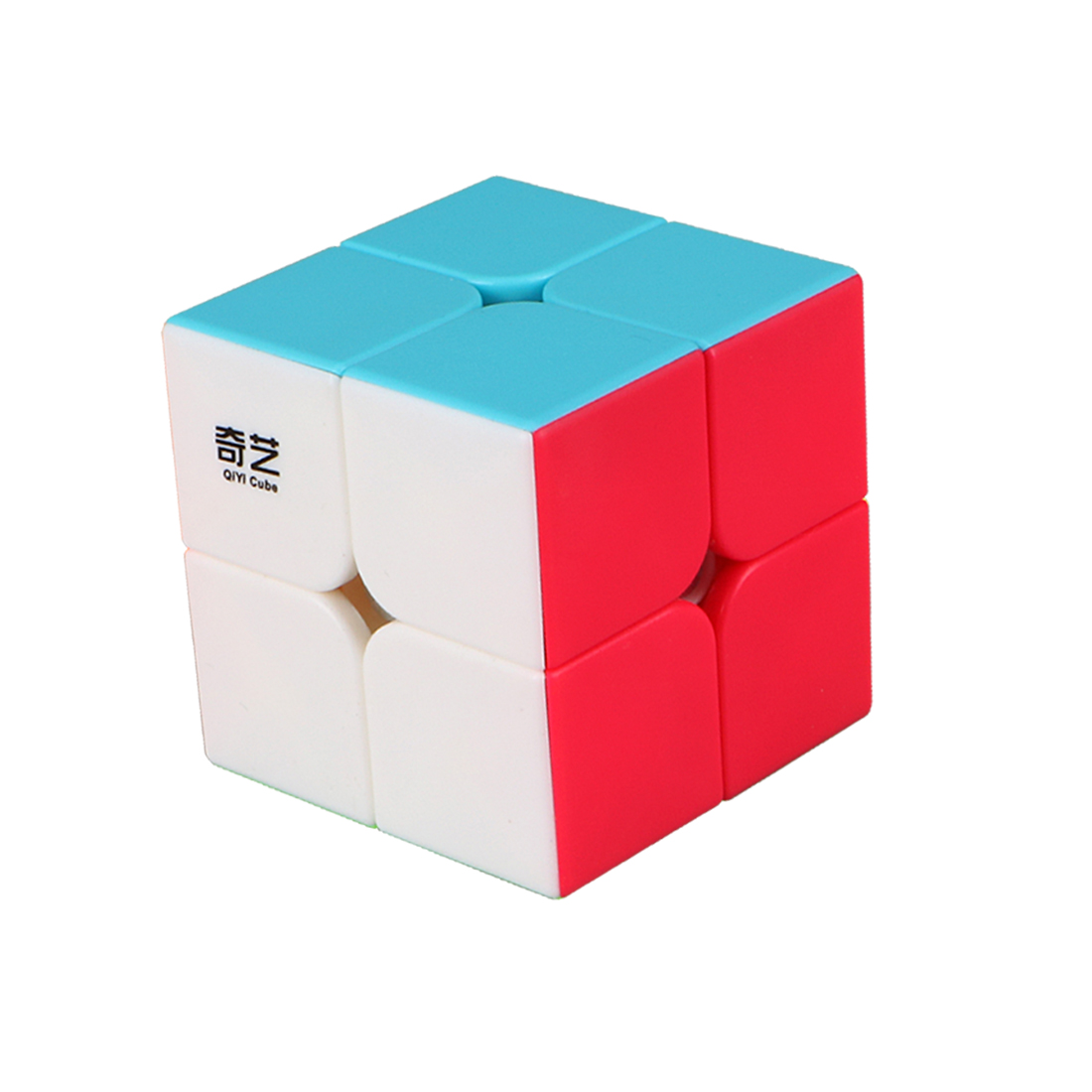 Qiyi QiDi S 2x2 Magic Cube Speed Cube Toy For Kids Boys 2019
