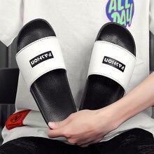 Mens Sandals Summer Men Home Slippers Big Size 38-49 Platform Shoes Beach Fashion Comfortable For