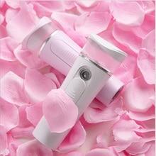 Humidifier Portable Nano Hydrating Instrument Spray Face Moisturizer Beauty Instrument Steaming Face Hydrating Tool цена и фото