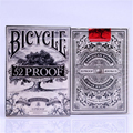 Bicycle 52 Proof Playing Cards Prohibition Series Deck by Ellusionist Magic Deck Magic Tricks props 81250