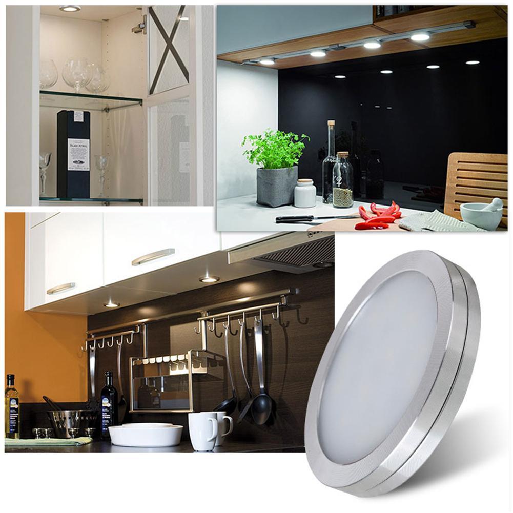 LED Cabinet Light Set Kitchen Hanging Case Lamps