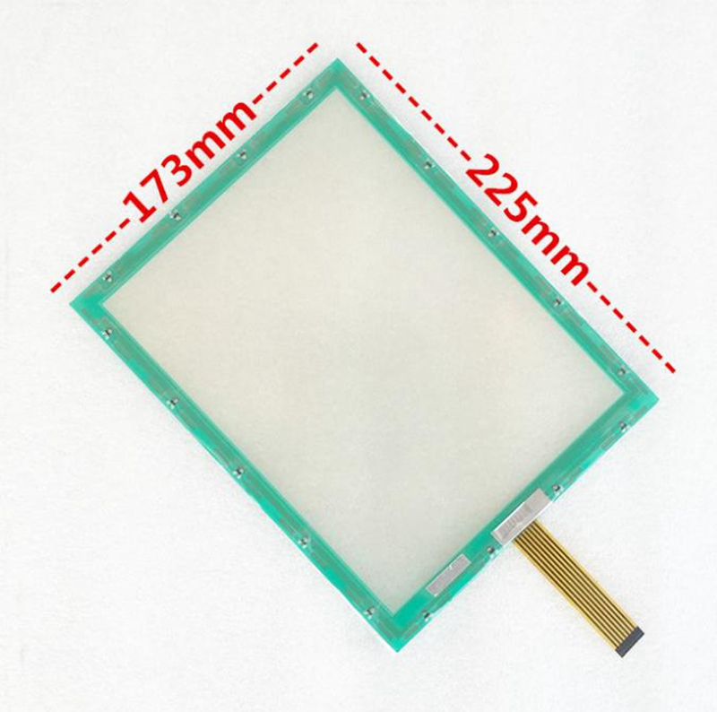 цены n010-0550-t611 10.4 inch 7 wires new compatible touch glass new
