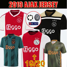1f2e421d365 2019 2020 Ajax jersey thuis weg voetbal SHIRT DE JONG DE LIGT VAN DE BEEK  NERES