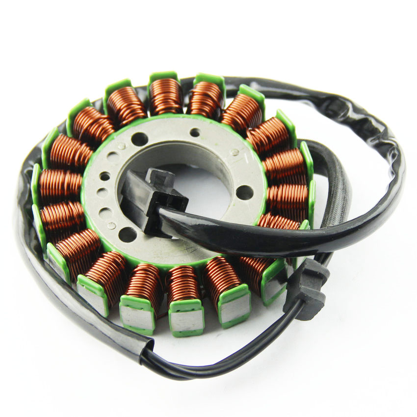 Motorcycle Ignition Magneto Stator Coil for Kawasaki ZX400 ZZR400 ZRX400 ZR400 ZRX II Magneto Engine Stator Generator Coil in Motorbike Ingition from Automobiles Motorcycles