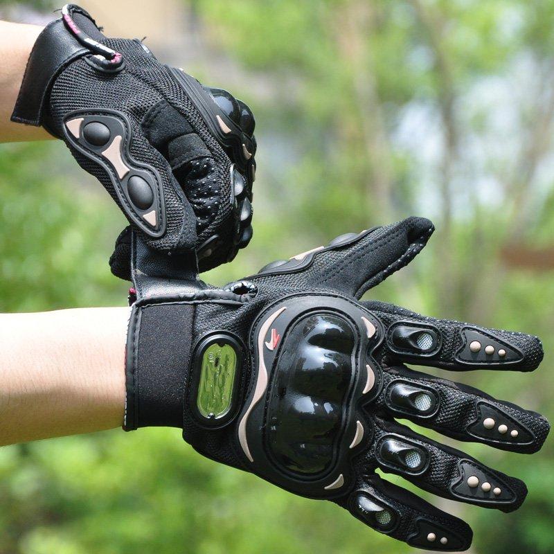 цена Riders outdoor sports spring summer autumn men and women electric car motorcycle full finger gloves онлайн в 2017 году