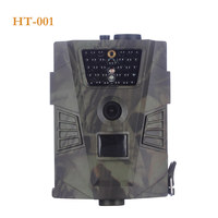 Hunting Trail Camera 1080P HD Waterproof IP54 Night Vision Wild Camera HT001 Forest Camera Animal photo traps Scout HT 001