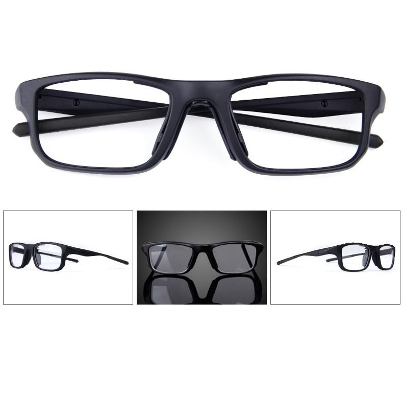 e2192337ad Cubojue TR90 gafas deportivas de prescripción hombres mujeres ...