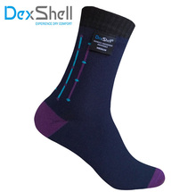 Men high quality knee-high breathable coolmax bamboo fiber running waterproof/windproof antiskid ultra flex outdoor sport socks
