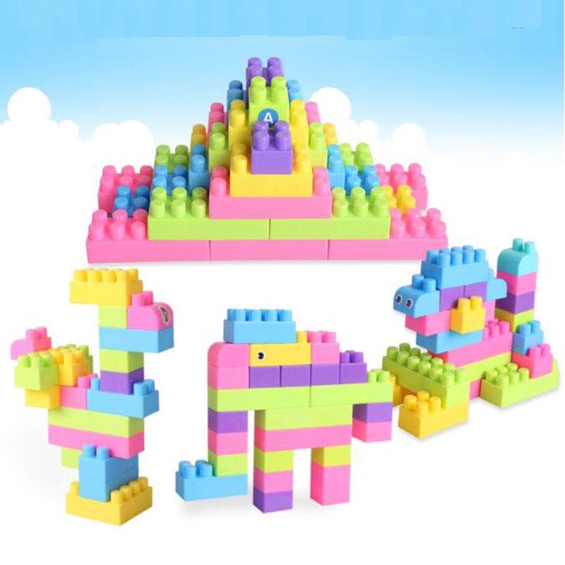 CXZYKING 150pcs Construction Set Castle Model & Building Toy Plastic Blocks Educational Toys For Children Kids