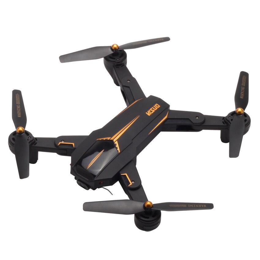 Visuo xs812 gps rc zangão com 4 k hd câmera 5g wifi fpv altitude hold um retorno chave quadcopter rc helicóptero vs sg900 s20 dron - 4
