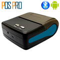 IMP011 Горячие продажи 80 мм Мини Термопринтер Для Android С Литий-ионные батареи портативный Принтер