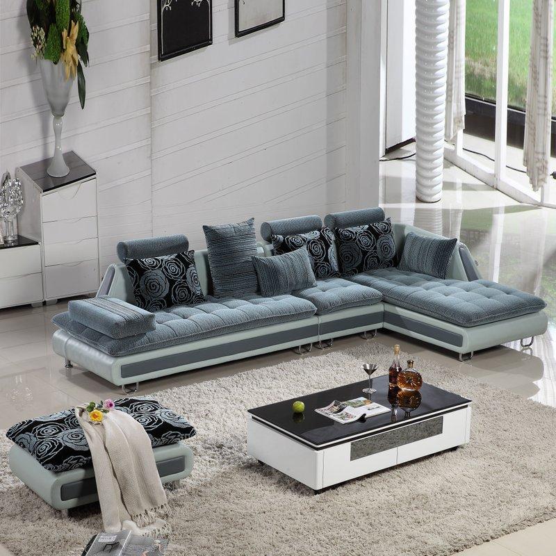 sofa set living room furniture aisenbaobu sofa leather