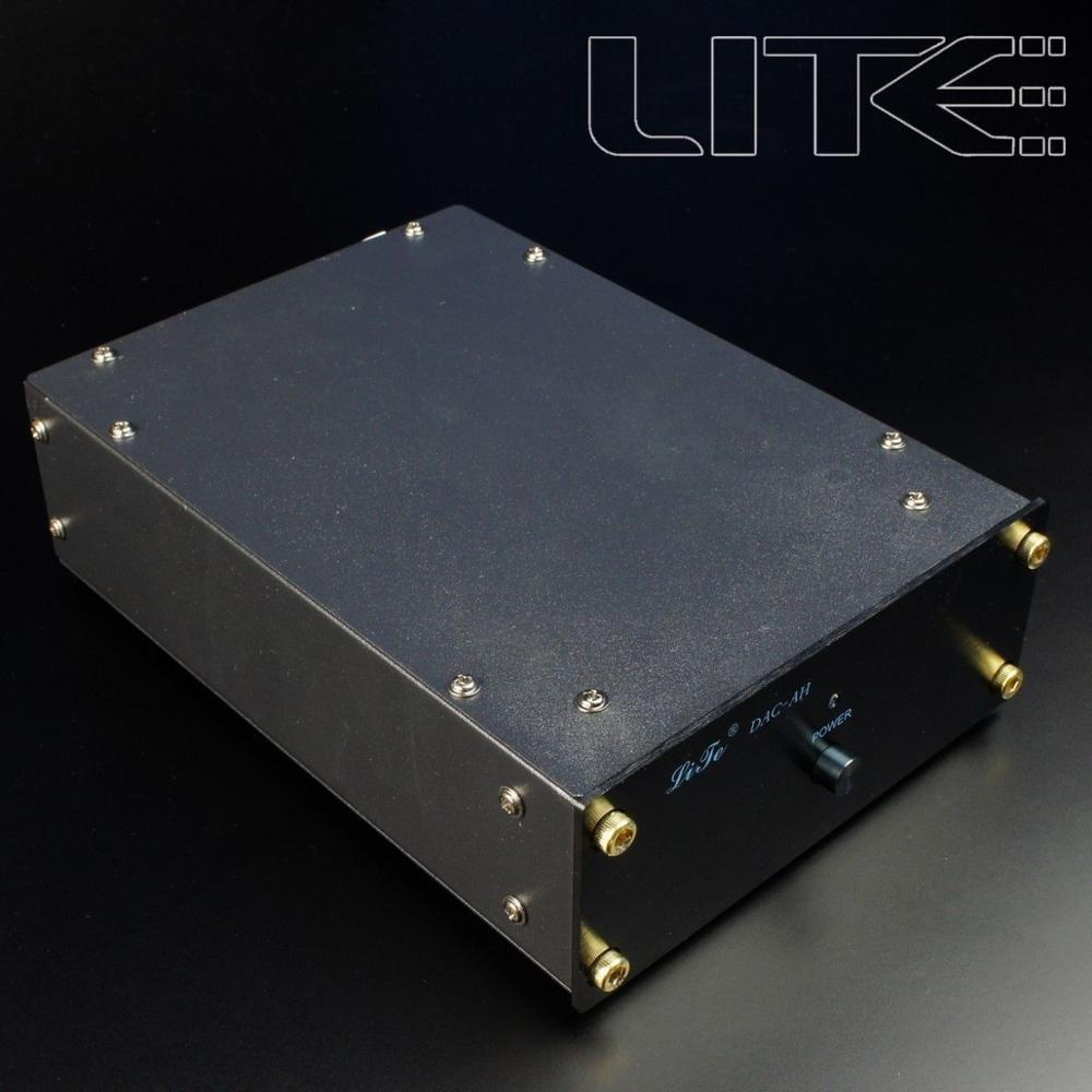 New LITE Audio DAC-AH D/A Converter,Processor, TDA1543 X8
