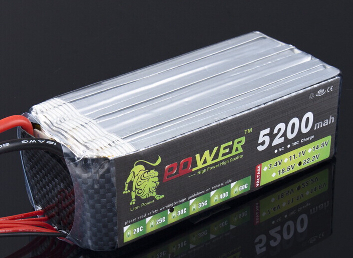 free shipping high capacity Lipo battery Li-poly Lithium-Polymer Power 22.2v 5200mah 6S 30c Akku bateria for rc car truck model 30a 3s polymer lithium battery cell charger protection board pcb 18650 li ion lithium battery charging module 12 8 16v