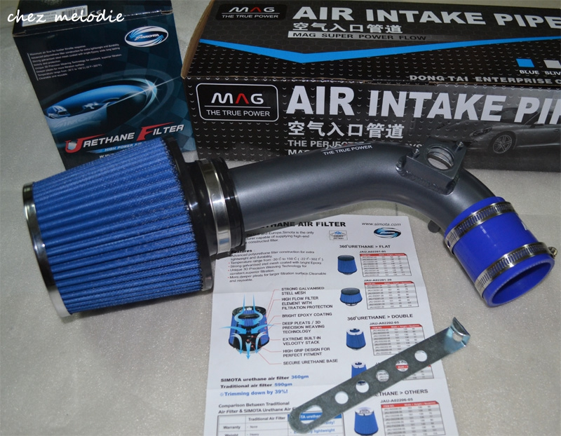 AIR INTAKES PIPES KIT+Air FILTER for Suzuki SX4 1.6 1.8 2009, pls contact me for other car models
