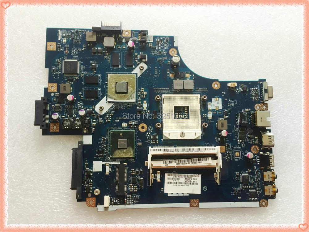 NEW71 LA-5893P For ACER 5742 5742G 5741G Notebook MBWUV02001 MB.WUV02.001 Laptop Motherboard All Functions Good Work