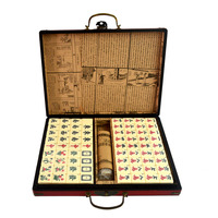 Высокое качество распродажа Китайский Маджонг настольные игры для взрослых SKU J2096