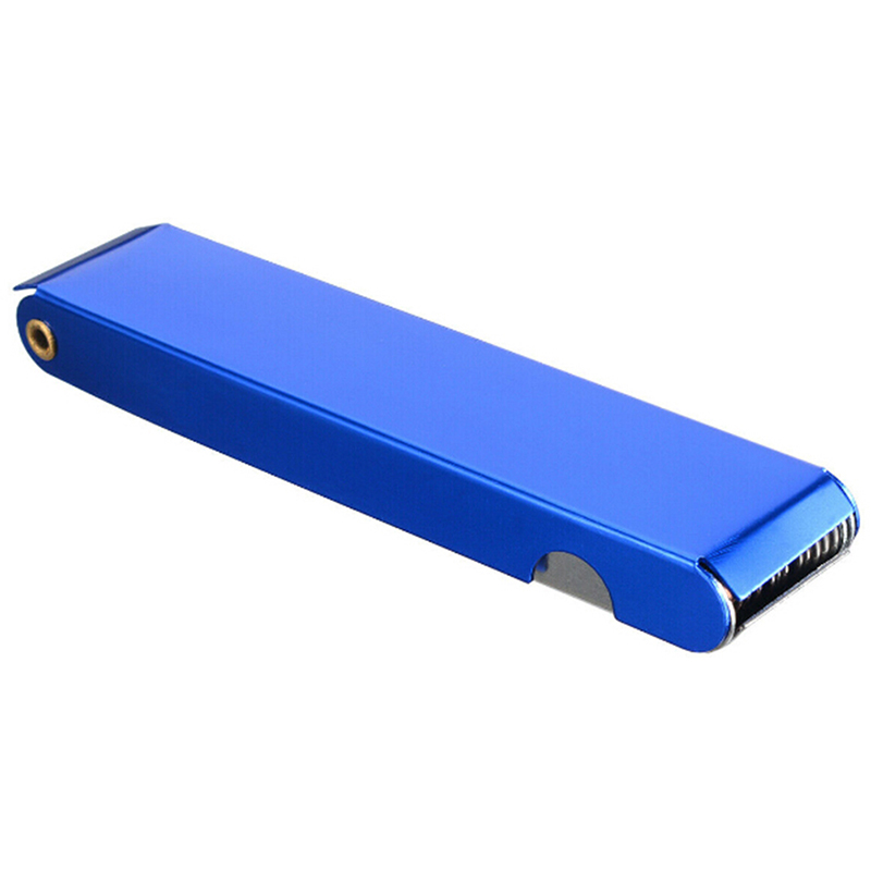 13 in 1 in A Blue Case 0.38-1.54m 2Pcs Welding Torch Nozzle Tip Cleaner Tool